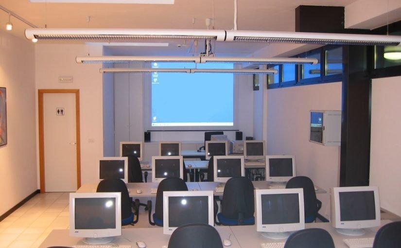 Aula corsi informatica