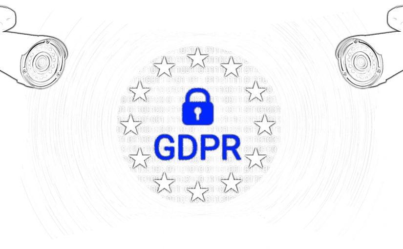 Cartelli videosorveglianza e GDPR